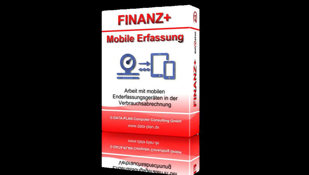 FINANZ+ Mobile Erfassung